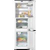 Zabudovateľné chladničky s mrazničkou