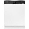 Zabudovateľné umývačky riadu s panelom