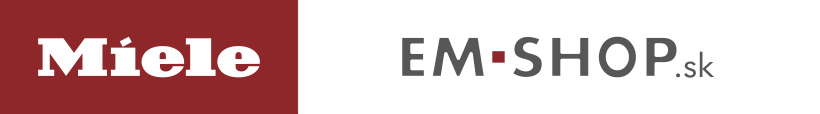 Miele eshop - www.em-shop.sk